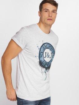 Jack & Jones T-paidat jorTurtle valkoinen