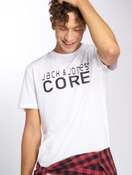 Jack & Jones T-paidat Jcofoam valkoinen