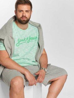 Jack & Jones T-paidat jorFlurosloth vihreä