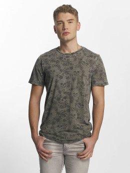 Jack & Jones T-paidat Newdany vihreä