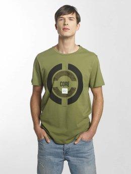 Jack & Jones T-paidat jcoMateo vihreä