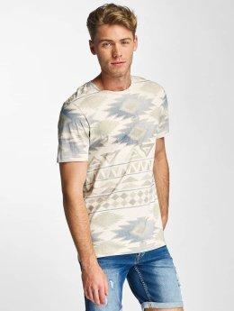 Jack & Jones T-Shirt jjorPaduka beige