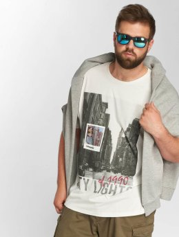 Jack & Jones T-shirt jorPolaroids bianco