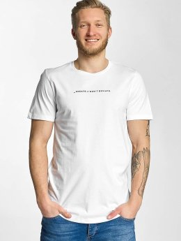 Jack & Jones T-Shirt jcoFollow blanc