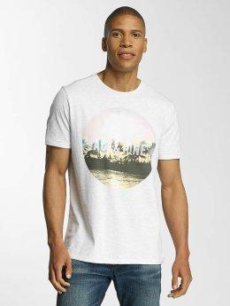 Jack & Jones T-Shirt jorCreek blanc