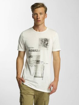 Jack & Jones T-Shirt jorRock blanc