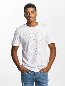 Jack & Jones T-Shirt jjcoConcept blanc