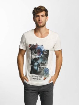 Jack & Jones T-Shirt jorEdge blanc