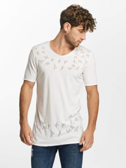 Jack & Jones T-Shirt jorRusty blanc