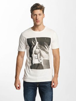 Jack & Jones T-Shirt jorComet blanc