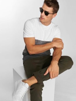 Jack & Jones T-Shirt jcoDeep blanc
