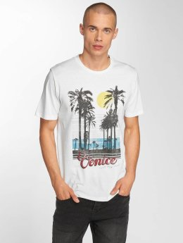 Jack & Jones T-Shirt jorPleo blanc