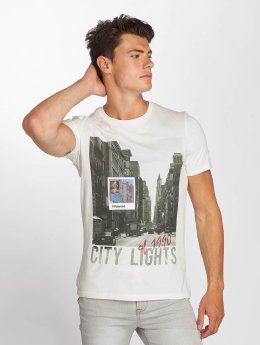 Jack & Jones T-Shirt jorPolaroids blanc