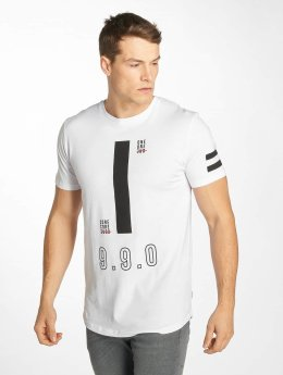 Jack & Jones T-Shirt jcoBooster Future blanc
