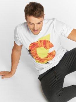 Jack & Jones T-Shirt jcoKick blanc