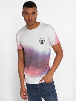 Jack & Jones T-Shirt jorDisorder blanc