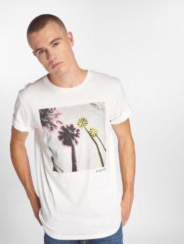 Jack & Jones T-Shirt jorRailroad blanc