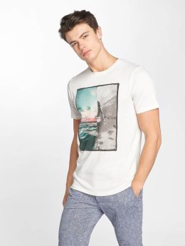 Jack & Jones T-Shirt jorRoad blanc