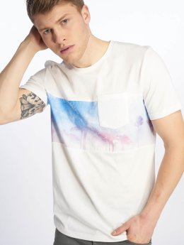 Jack & Jones T-Shirt jorFilter blanc