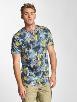 Jack & Jones Männer T-Shirt jorZoo in blau