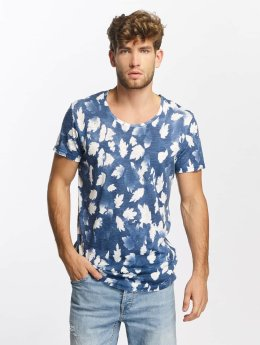 Jack & Jones T-Shirt jorBatik blau
