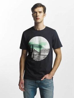 Jack & Jones T-Shirt jorHalf blau