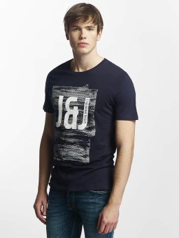 Jack & Jones T-Shirt jcoProfile blau
