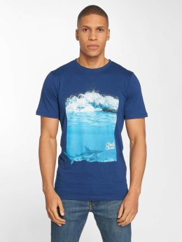 Jack & Jones T-Shirt jorHorizon blau
