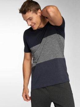 Jack & Jones T-Shirt jcoDeep blau