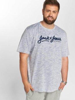 Jack & Jones T-Shirt jorFlurosloth blau