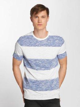 Jack & Jones T-Shirt jcoStripy blau