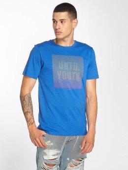Jack & Jones T-Shirt jcoFlyn blau