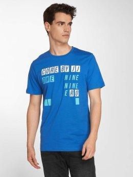 Jack & Jones T-Shirt jcoAtom blau