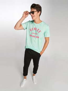 Jack & Jones T-Shirt jorDogtown blau