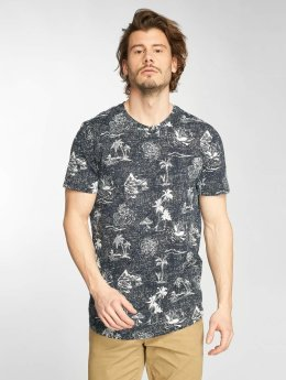 Jack & Jones T-Shirt jorMirage blau