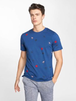 Jack & Jones T-Shirt jorConvo blau