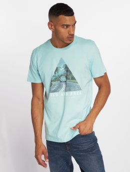 Jack & Jones T-Shirt Jorfahren blau