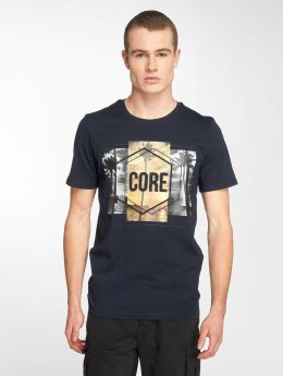 Jack & Jones t-shirt jcoWalcott blauw