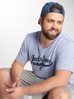 Jack & Jones t-shirt jorBreezes blauw