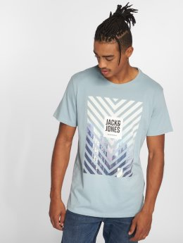 Jack & Jones t-shirt jcoPhil-Burke blauw