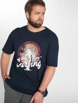 Jack & Jones T-Shirt jorBoby bleu