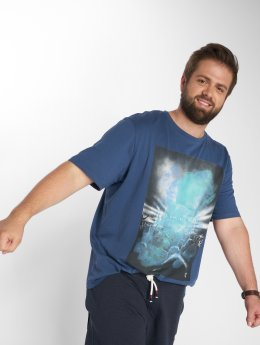 Jack & Jones T-Shirt jorChillen bleu