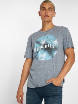 Jack & Jones T-Shirt jorStream bleu