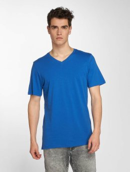 Jack & Jones T-Shirt jjePlain bleu