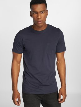 Jack & Jones T-Shirt jjePocket bleu