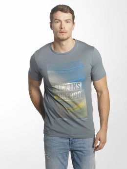 Jack & Jones T-Shirt jcoFly bleu