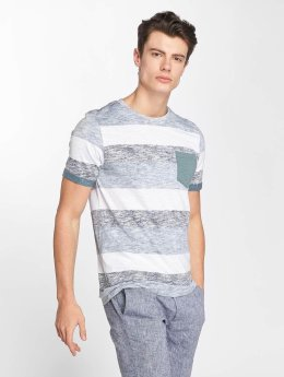 Jack & Jones T-Shirt jcoTage bleu
