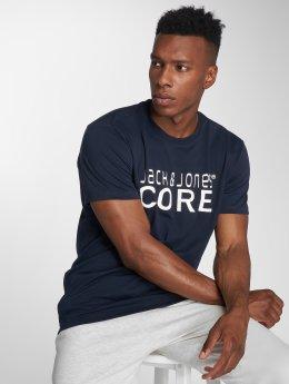 Jack & Jones T-Shirt Jcofoam bleu