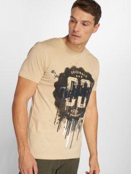 Jack & Jones T-Shirt jorTurtle brun