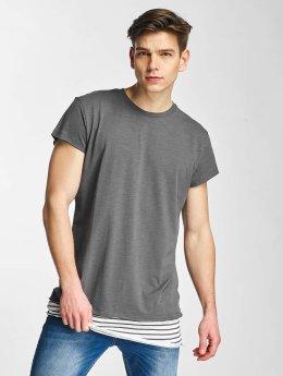 Jack & Jones T-Shirt jorToma grau